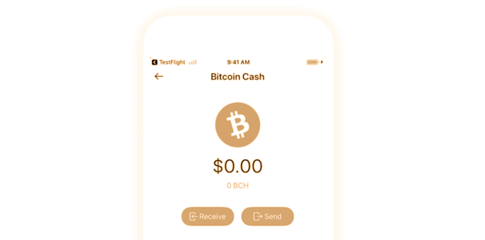 Coinbase Wallet App Adds Bitcoin Cash Support