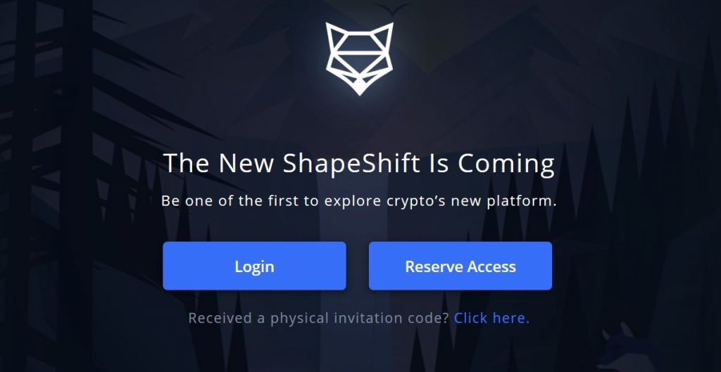 In the Daily: Shapeshift Beta, Coinsquare Acquisition, Grayscale Investment Report